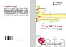 Capa do livro de Tomas Avila Sanchez