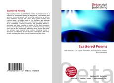 Bookcover of Scattered Poems