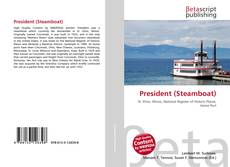 Copertina di President (Steamboat)