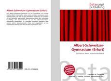 Portada del libro de Albert-Schweitzer-Gymnasium (Erfurt)