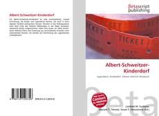 Bookcover of Albert-Schweitzer-Kinderdorf