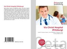 Bookcover of Via Christi Hospital (Pittsburg)