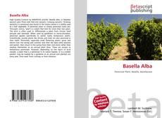 Bookcover of Basella Alba