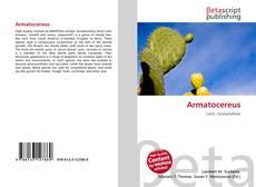 Обложка Armatocereus