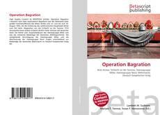 Bookcover of Operation Bagration