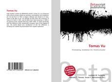 Portada del libro de Tomas Vu