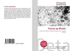 Bookcover of Tomas ap Rhodri