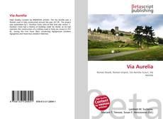 Buchcover von Via Aurelia