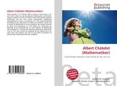 Bookcover of Albert Châtelet (Mathematiker)