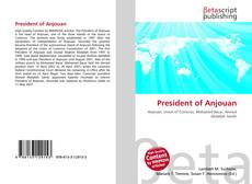 Bookcover of President of Anjouan