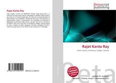 Capa do livro de Rajat Kanta Ray