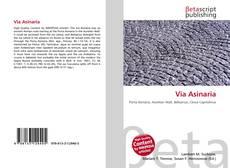 Buchcover von Via Asinaria