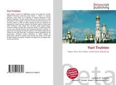 Buchcover von Yuri Trutnev