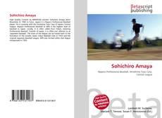 Portada del libro de Sohichiro Amaya