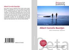 Borítókép a  Albert Cornelis Baantjer. - hoz