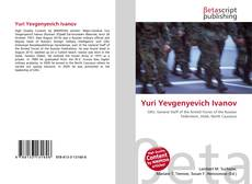 Bookcover of Yuri Yevgenyevich Ivanov