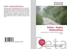 Capa do livro de Sohlan - Khyber Pakhtunkhwa