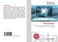 Bookcover of Peter Norton