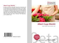 Bookcover of Albert Cuyp (Markt)