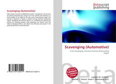 Scavenging (Automotive) kitap kapağı