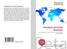 Borítókép a  President of French Polynesia - hoz