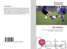 Portada del libro de VfL Stettin