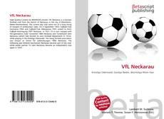 Portada del libro de VfL Neckarau