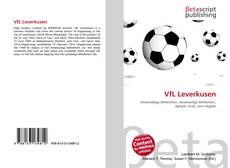 Portada del libro de VfL Leverkusen