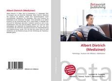 Bookcover of Albert Dietrich (Mediziner)