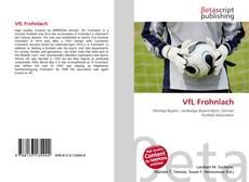 Capa do livro de VfL Frohnlach