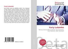Bookcover of Yuriy Lutsenko