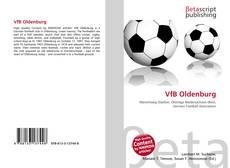 Buchcover von VfB Oldenburg