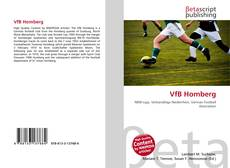 Bookcover of VfB Homberg