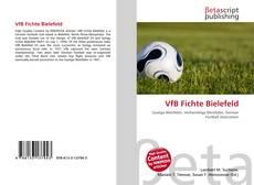 Buchcover von VfB Fichte Bielefeld