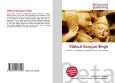 Bookcover of Vibhuti Narayan Singh