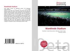 Capa do livro de Wankhede Stadium