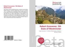 Robert Grosvenor, 5th Duke of Westminster kitap kapağı