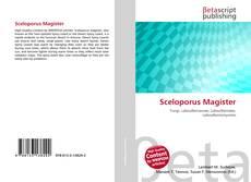 Bookcover of Sceloporus Magister