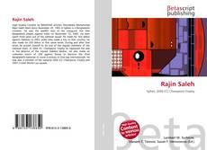 Bookcover of Rajin Saleh