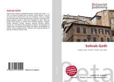 Bookcover of Sohrab Goth