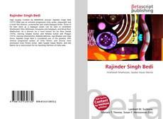 Buchcover von Rajinder Singh Bedi