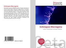 Capa do livro de Echinopsis Macrogona
