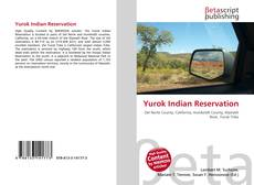 Bookcover of Yurok Indian Reservation