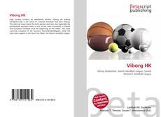 Bookcover of Viborg HK