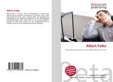 Buchcover von Albert Falke