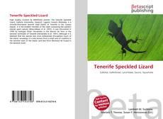 Tenerife Speckled Lizard的封面