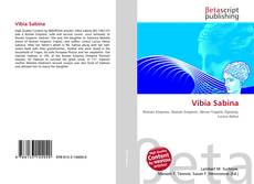 Bookcover of Vibia Sabina
