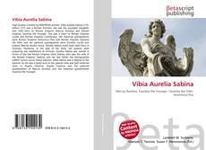 Couverture de Vibia Aurelia Sabina