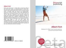 Bookcover of Albert Fert