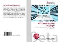 APT (programming language)的封面